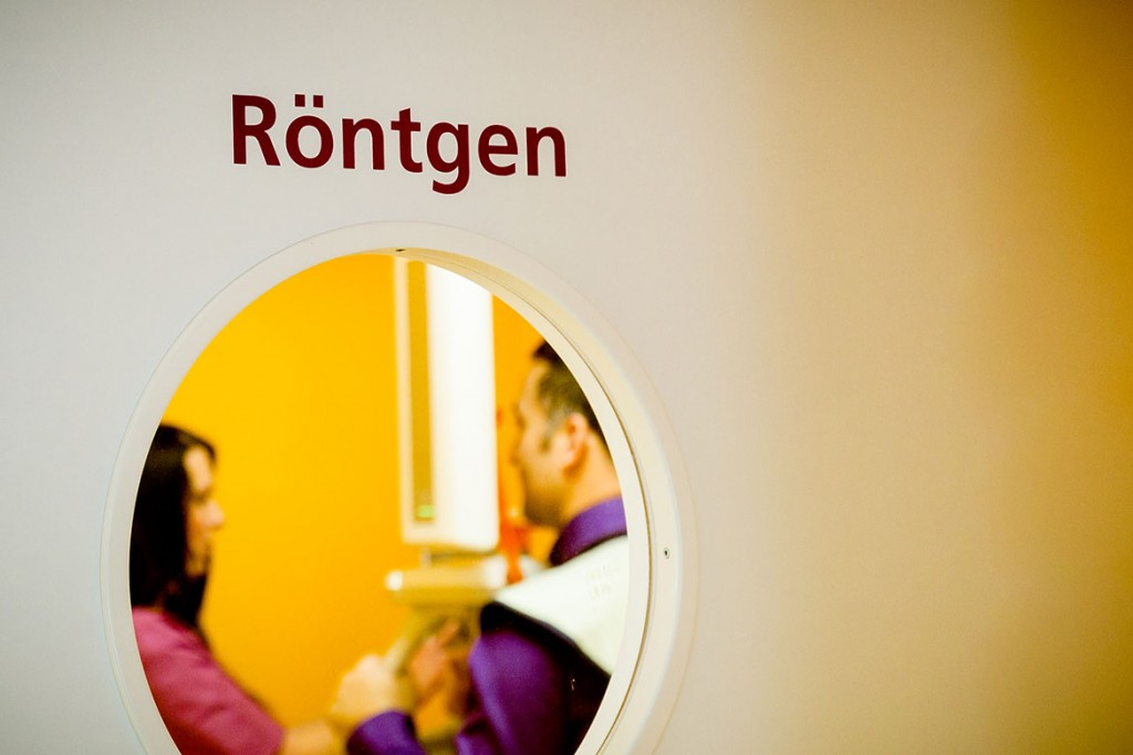 Digitales Röntgen in Bickenbach